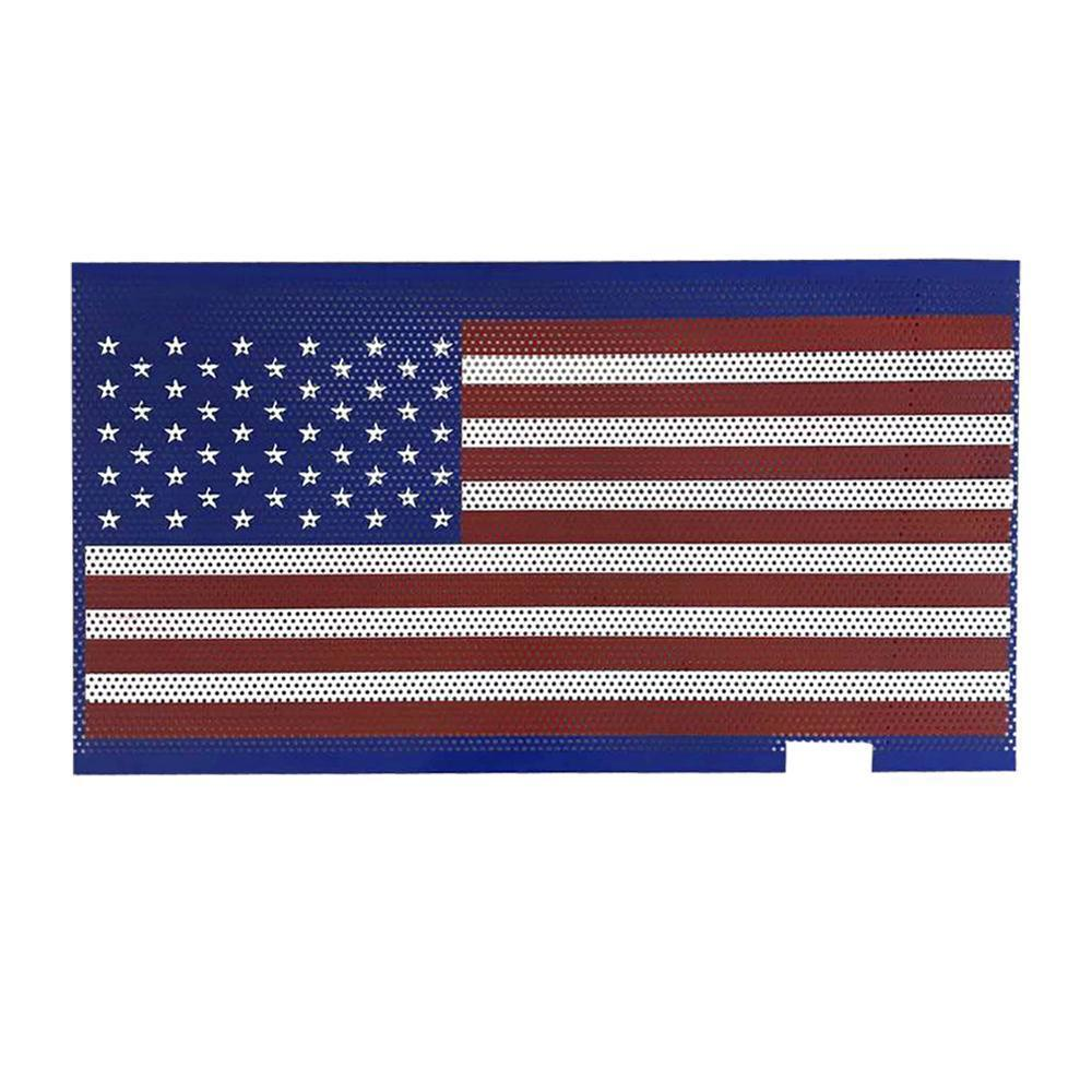 American Flag Insert Bug Net for Jeep Wrangler JK 07-2017