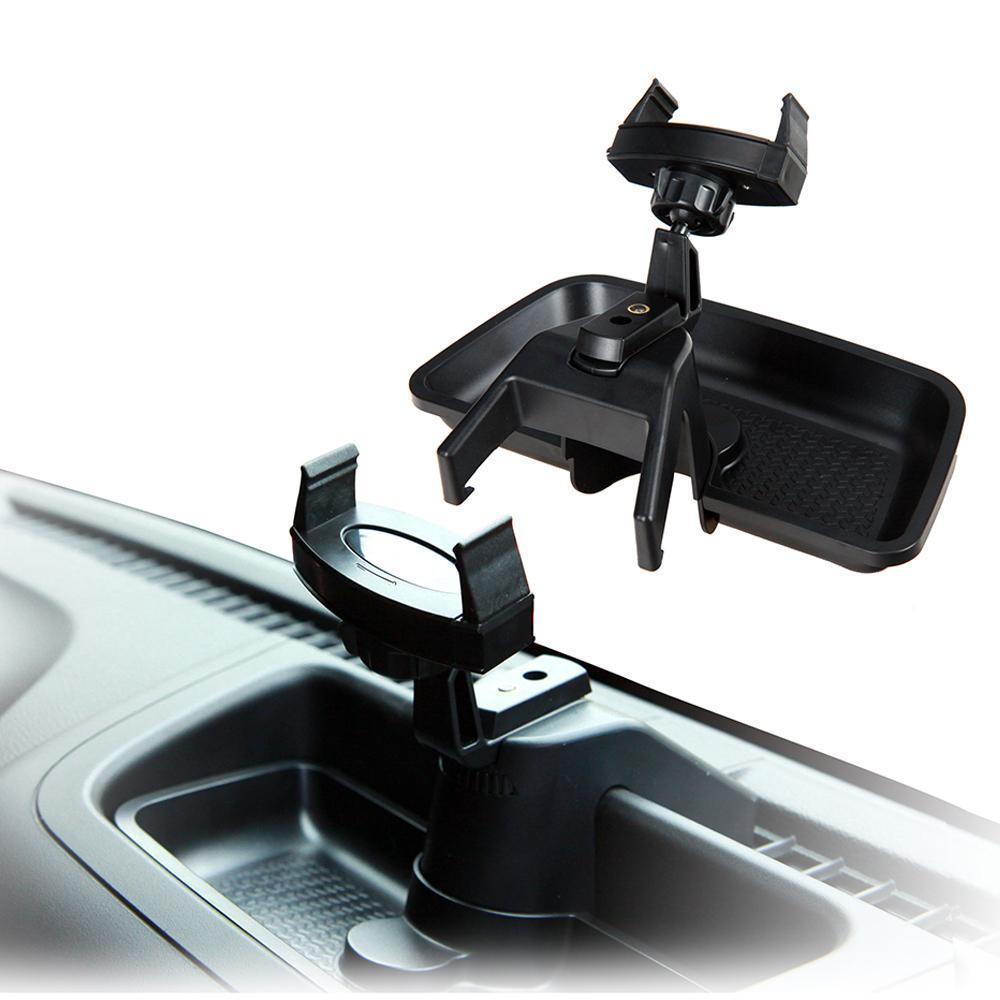 Multi-Mount Phone Holder for 11-17 Jeep Wrangler JK